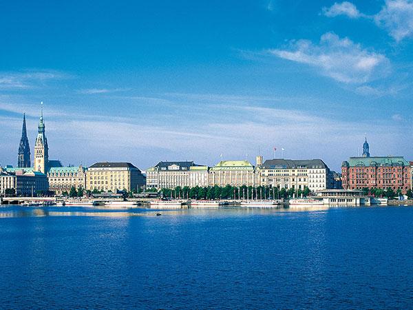 Kreuzfahrt mit Sylt und Hamburger Hafengeburtstag Image