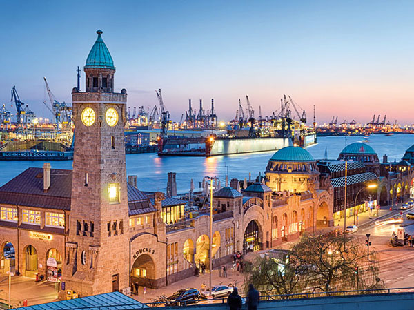 Hamburg - Das Tor zur Welt Image