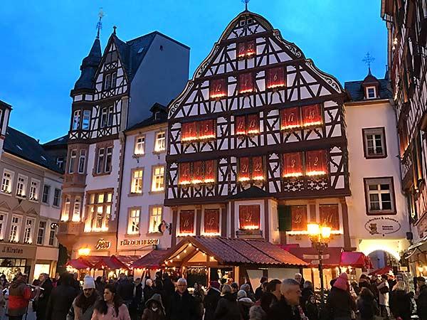 Weihnachtsmärkte Traben Trarbach und Bernkastel Kues Image