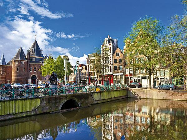 Amsterdam - Weltstadt mit Charme Image