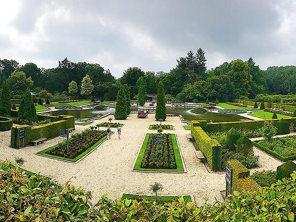 Die Schlossgärten von Arcen (NL) Image