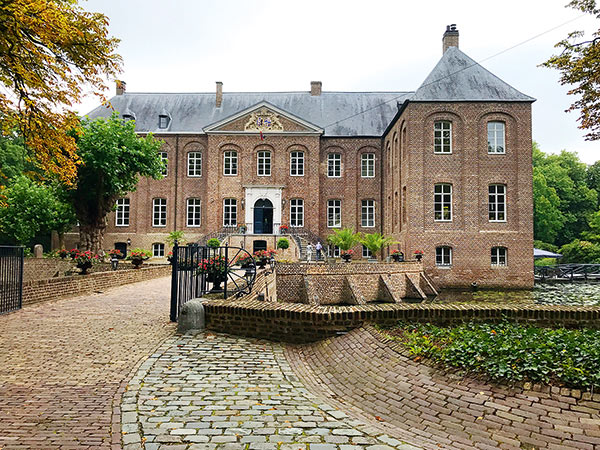 Die Schlossgärten von Arcen / Niederlande Image