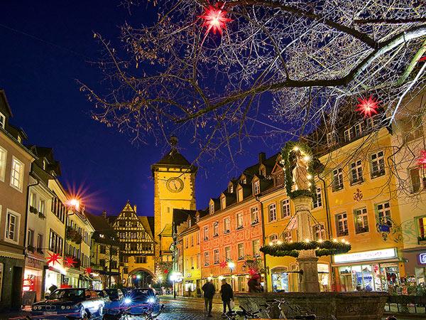 Adventreise Gengenbach mit Straßburg und Freiburg Image