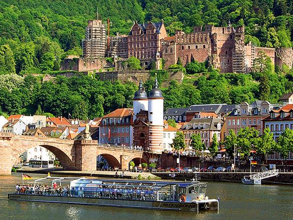 """""""Ich hab mein Herz in Heidelberg verloren…"""" Image"""