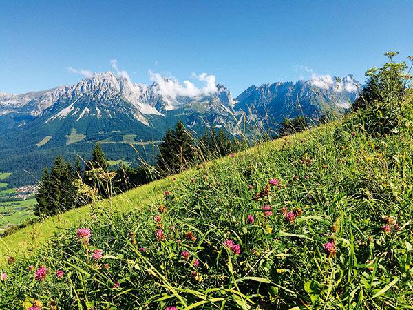 Oberaudorf am Wilden Kaiser - Bayern von seiner schönsten Seite Image