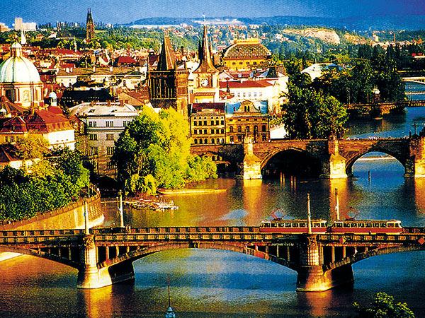 Prag - Goldene Stadt an der Moldau Image