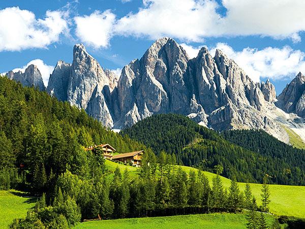 Osterreise Südtirol mit Kirchenkonzert Oswald Sattler Image
