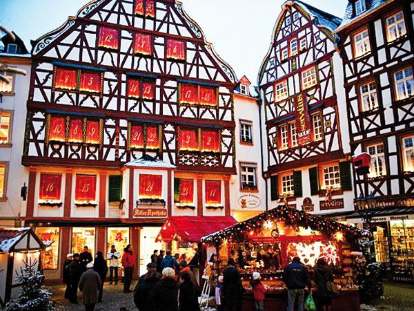 Weihnachtsmärkte Traben-Trarbach und Bernkastel-Kues Image