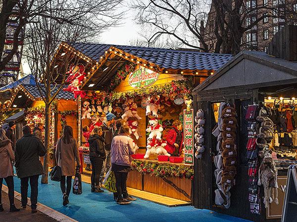 Weihnachtsmarkt Bonn und Mittelaltermarkt Siegburg Image