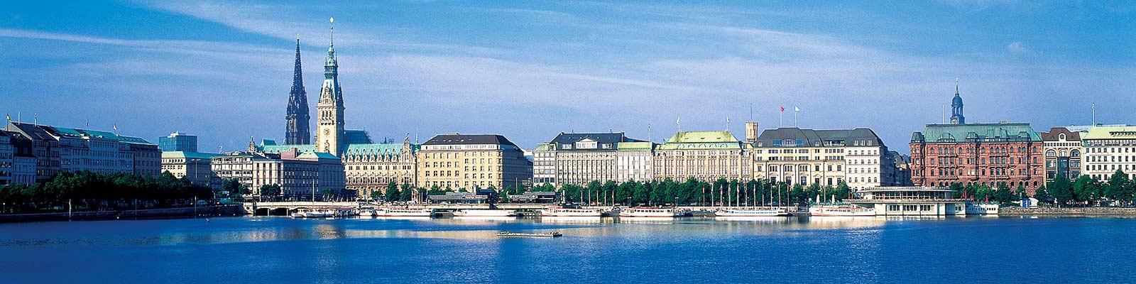 Kreuzfahrt mit Sylt und Hamburg