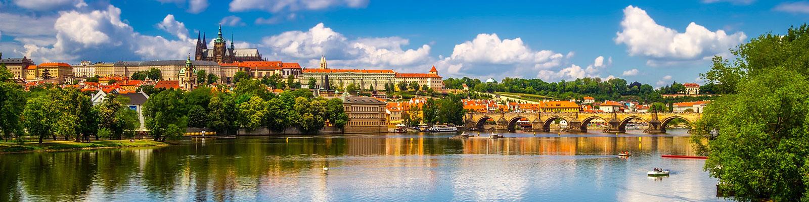 Prag - Goldene Stadt an der Moldau