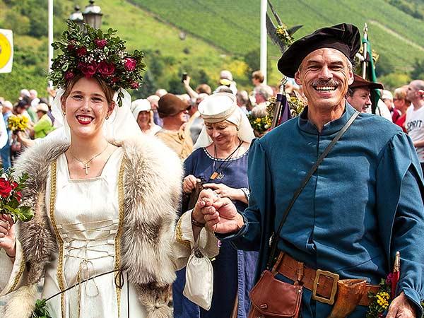 Winzerfest in Cochem mit Festumzug Image