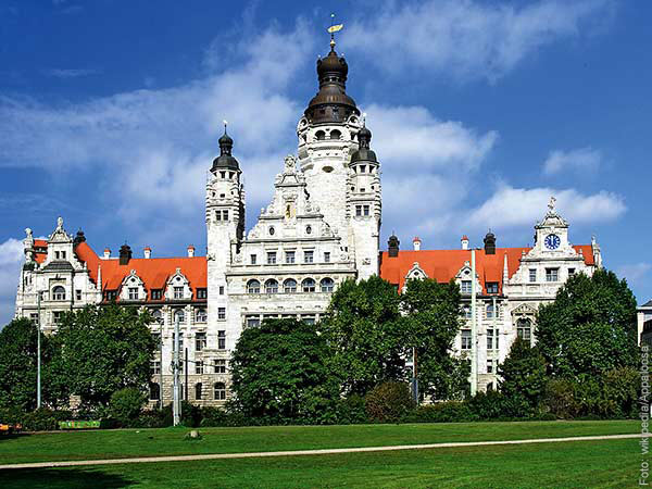 Leipzig und Halle entdecken Image