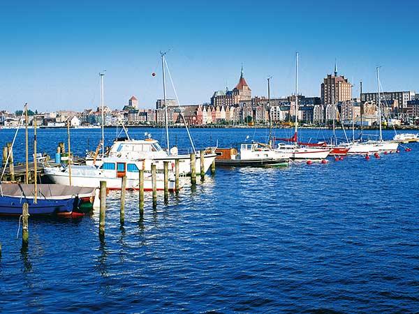 Stralsund und Rügen mit Störtebeker Festspiele Image