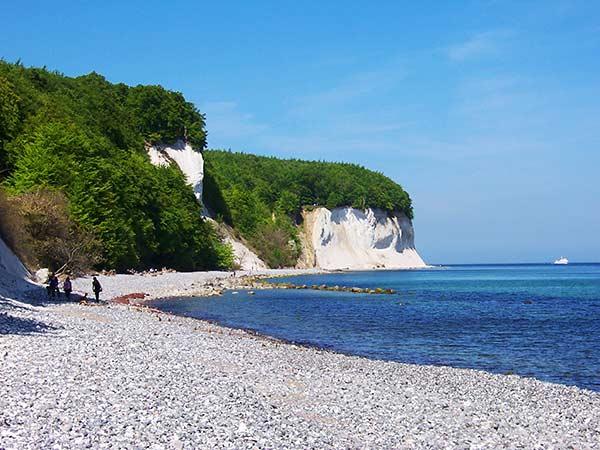 Frühling an der Ostsee – Binz auf Rügen Image