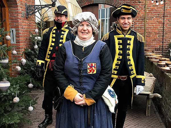 Das Scrooge-Festival in Arcen / Niederlande Image