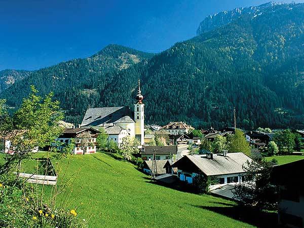 Hochfilzen - PillerseeTal - Kitzbüheler Alpen Image