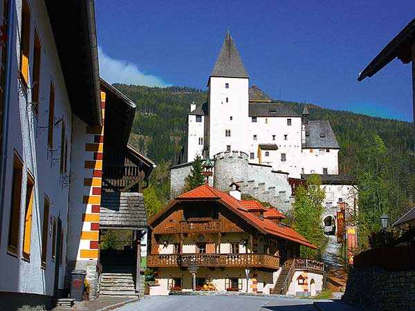 Urlaub in Mauterndorf / Lungau zum Mittelalterfest Image