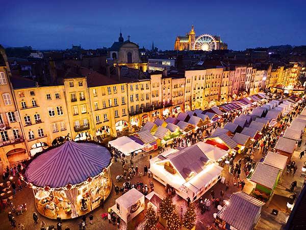 Weihnachtsmärkte Metz/Lothringen und Trier Image