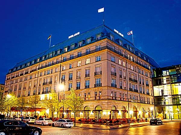 Jubiläumsreise Berlin und das Adlon – Luxus pur Image