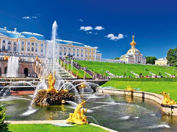 Weiße Nächte in St. Petersburg – Schätze im Osten Europas Image