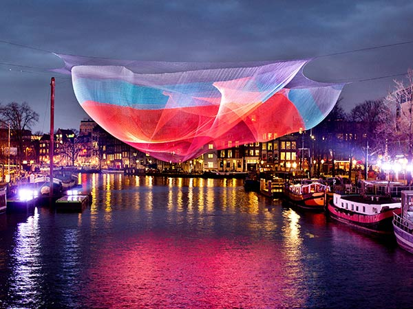 Amsterdam Light Festival Image